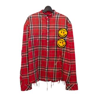 K.O.K LS Vinage Flannel Shirts